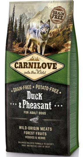 BRIT CarniLove Duck & Pheasant For Adult 1,5kg