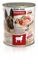 BEWI DOG Adult Jagnięcina 800g