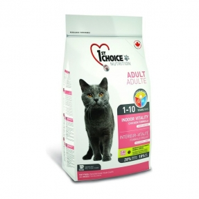 1ST CHOICE Cat Indoor Vitality Chicken 350g