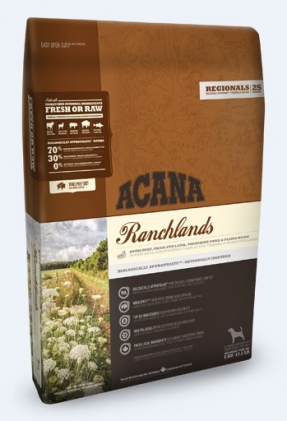 ACANA Regionals Ranchlands Dog 340g