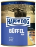 HAPPY DOG Single Protein z Bawołem 800g