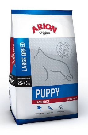 ARION Original Puppy Large Breed Lamb&Rice 12kg
